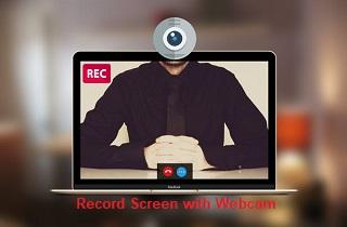 foto da capa registro webcam e tela
