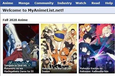 My Anime List