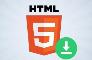 Formas de Baixar Vídeos HTML5