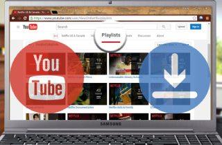 Melhores Programas Para Baixar Lista do YouTube