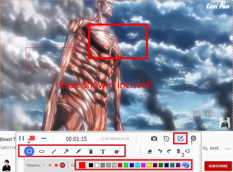 sgpremium br screenshot annotation