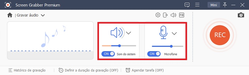 sgpremium br select audio source