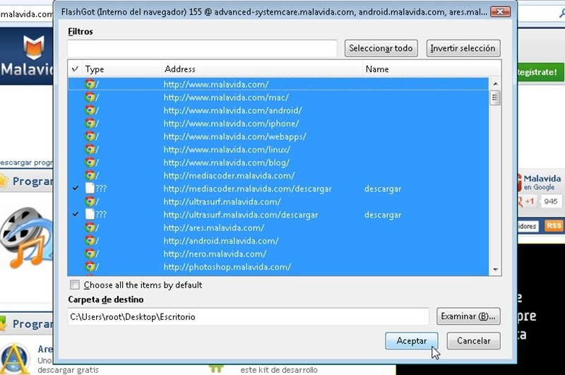4k downloader alternative flashgot