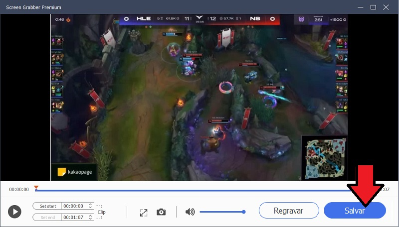 sgpremium save youtube gaming step3