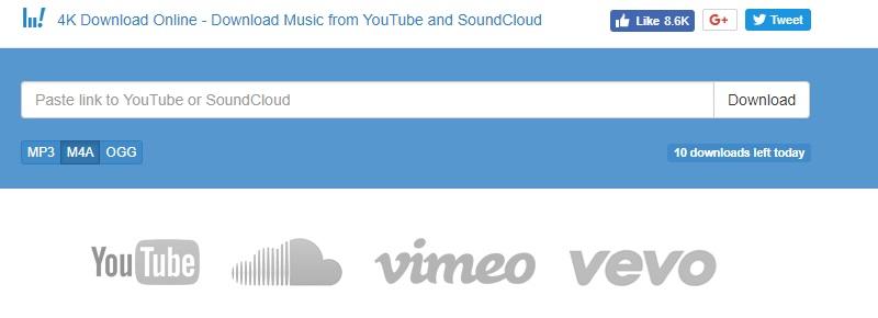 4k download online page