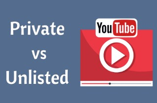 feature youtube private vs unlisted