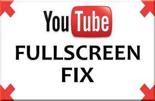youtube fullscreen problem featured image